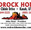 Redrock Homes Business Card
