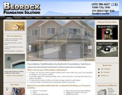 Bedrock Foundation Solutions
