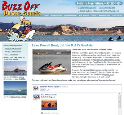 Buzz Off Power Sports