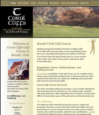 Coral Cliffs Golf Course