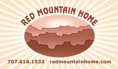 Red Mountain Home Logo